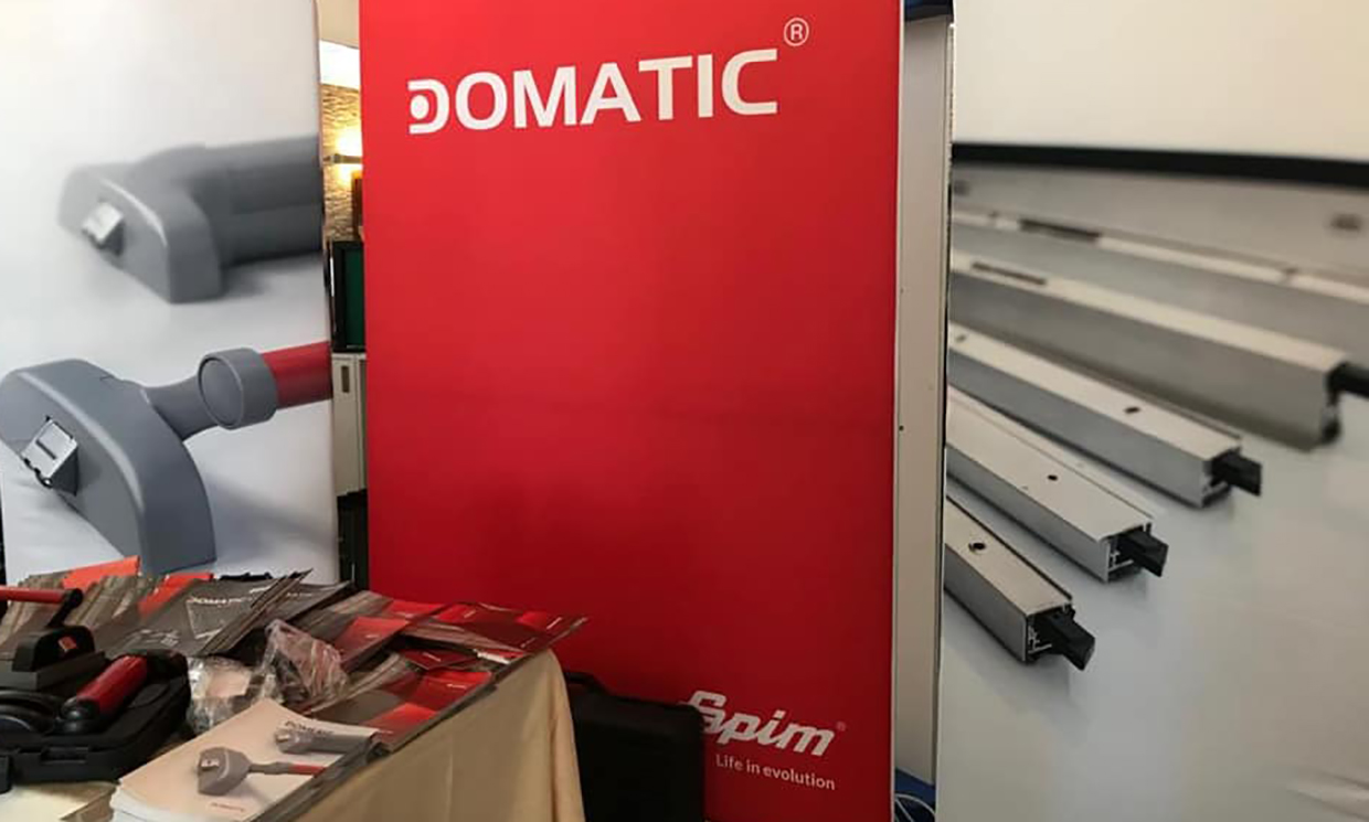 Domatic all'open day Barbiero&Minotti