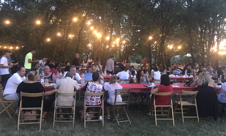Festa d'Estate Fapim per la fondazione Meyer