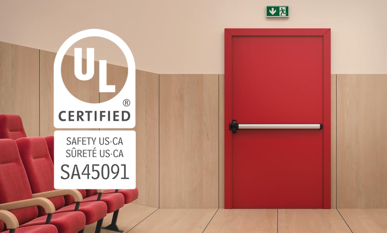 OLTRE ottiene il certificato UL
